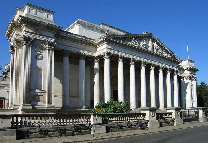 Cambridge University - Fitzwilliam Museum