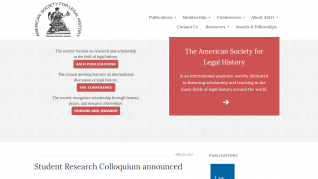 William Nelson Cromwell Foundation Seeks Applications for Legal History Fellowships - Screenshot - Wallpaper