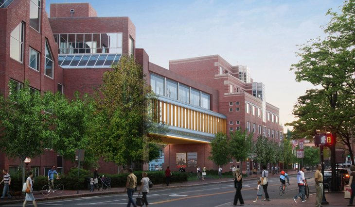 Harvard Kennedy School - Campus