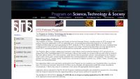 Harvard University's Program on Science, Technology and Society Seeks Fellowship Applicants