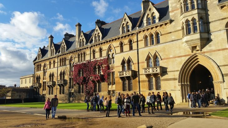The Meadow Building - Christchurch College - Oxford University