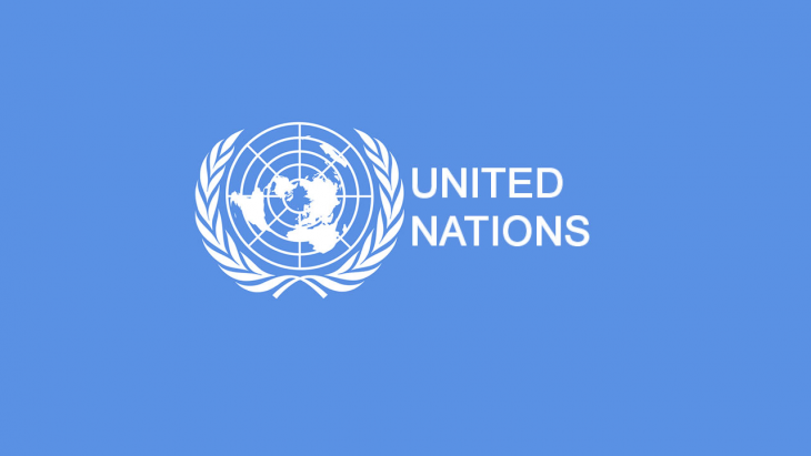 United Nations Logo and Sign