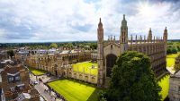 University of Cambridge short courses for international students