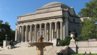 Columbia University MBA Program Year 2018