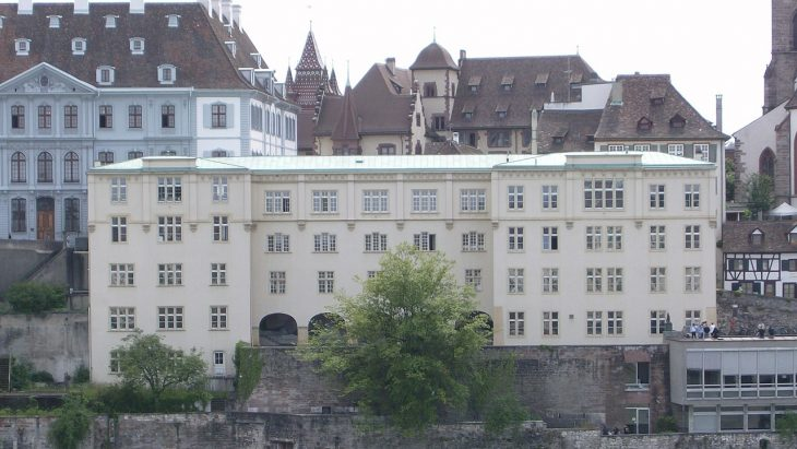 University of Basel Old Building