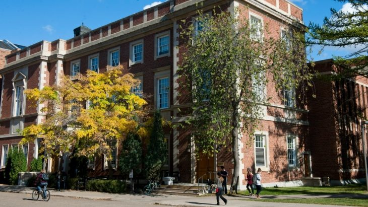 University of Alberta School of Library and Information Studies
