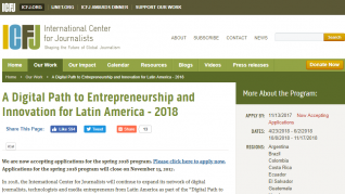 A Digital Path to Entrepreneurship and Innovation for Latin America - 2018