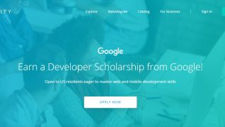 Google Developer Scholarships