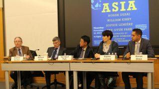 Harvard University Asia Center Postdoctoral Fellowship