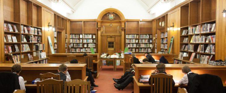 Eton College - Library