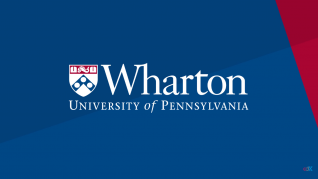Wharton - University of Pennsylvanie - EdX