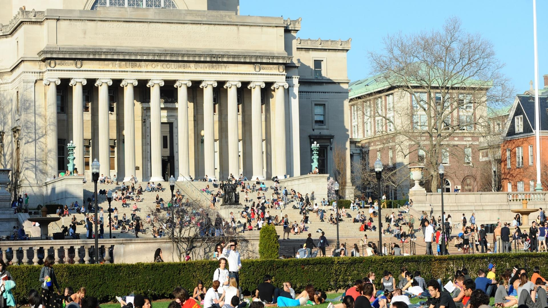 Bombshell Suit Alleges Columbia University Dean Coerced Student Into Sex