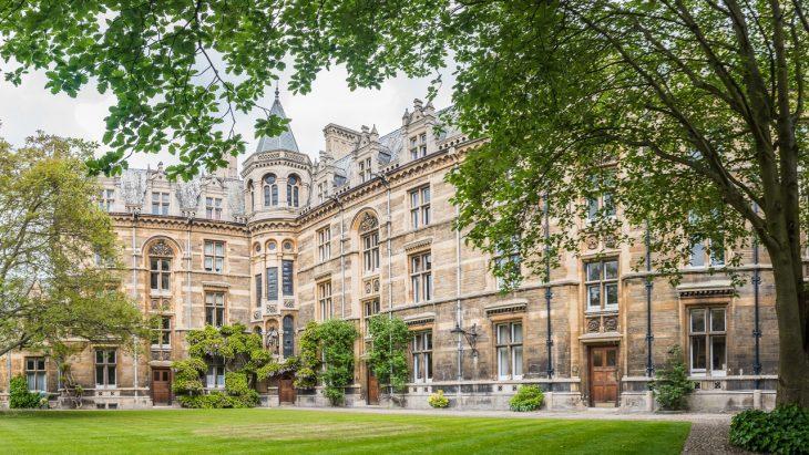 Cambridge - Gonville and Caius College