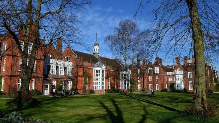 Cambridge - Newnham College