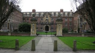 Cambridge - St Catharine's College - Thumb