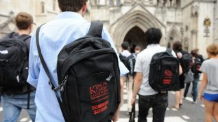 King Summer Scholarship