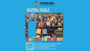 Global Goals Scholarship Program