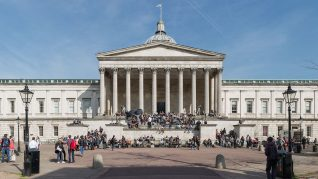 Wilkins Building 1 - UCL - London