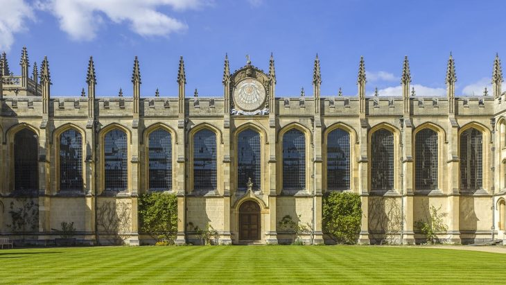 All Souls College University of Oxford