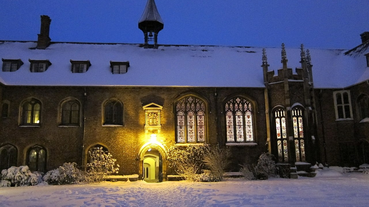 Old Court Queens' College Cambridge