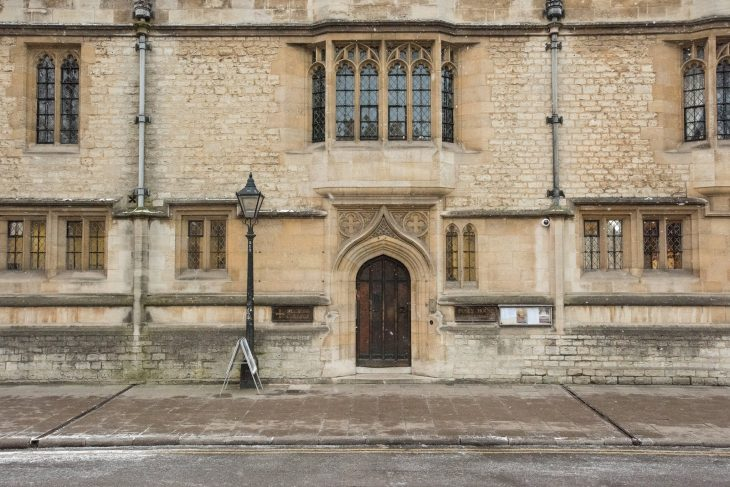 St Cross College - Oxford