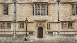 St Cross College Oxford