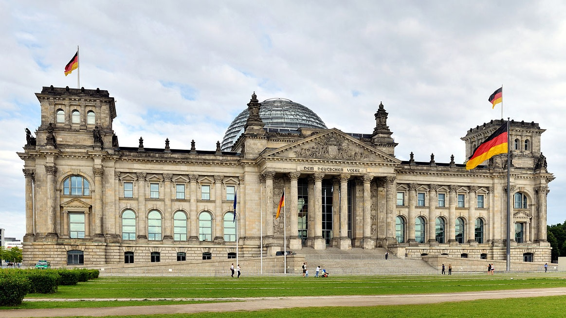 German Bundestag Building