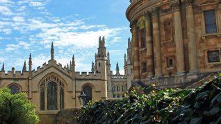 Oxford University - GAF Rad Square Tejvan