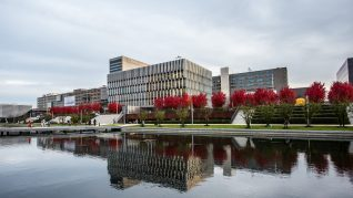 Campus of Rotterdam School of Management Erasmus University