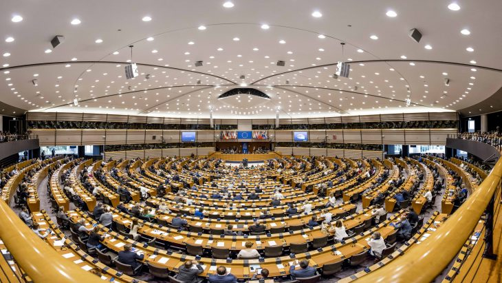 European Parliament Session