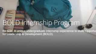 Google Bold Internship