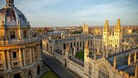 Master of Science in Computer Science at Oxford University
