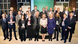 Sofja Kovalevskaja Award from Humboldt Foundation