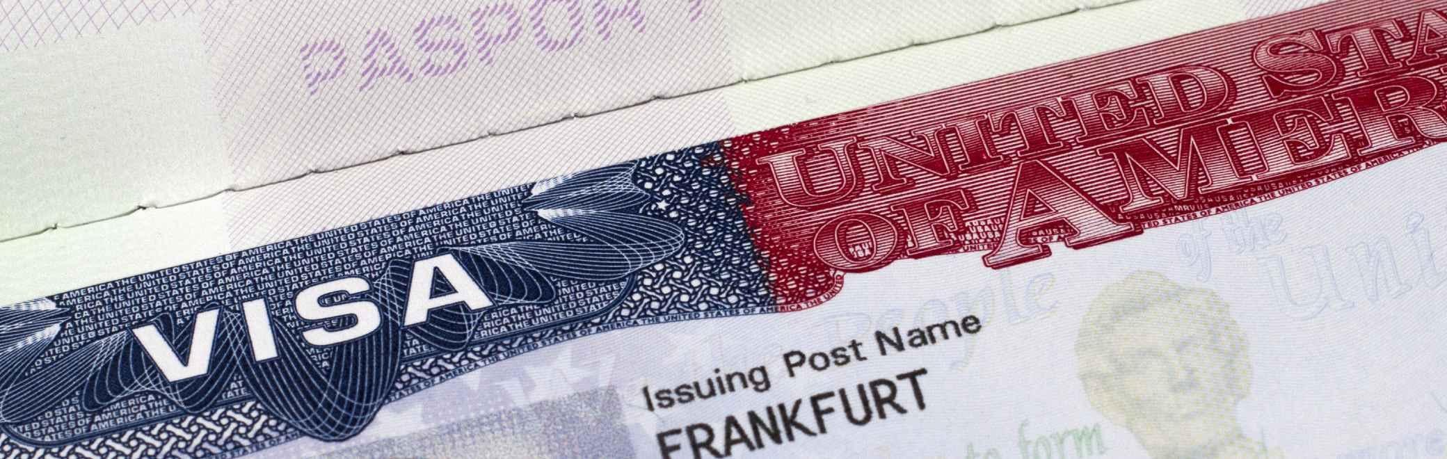 US Visa Top